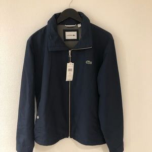 MENS AUTHENTIC LACOSTE JACKET NEW WITH TAGS